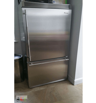 Amana Fridge Freezer - side by side Refrigerator